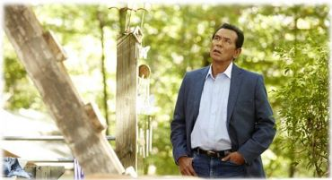 Wes Studi Chief Levi Gall