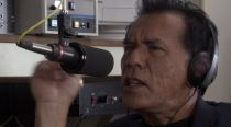Wes Studi as Richard Two Rivers. Older Than America