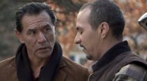 Wes Studi as Richard Two Rivers & Glen Gould as Steve Klamath