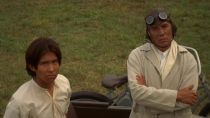 Wes Studi as Sam Franklin & Winter Fox Frank as Charlie