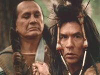 Wind River, Wes Studi and Russell Means