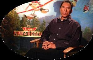 Wes Studi is the voice of Windlifter