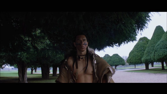 Wes Studi. The New World